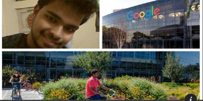बिहार के आदित्य ने देश का नाम किया रोशन ,गूगल ने दिया 2.3 करोड़ सैलरी