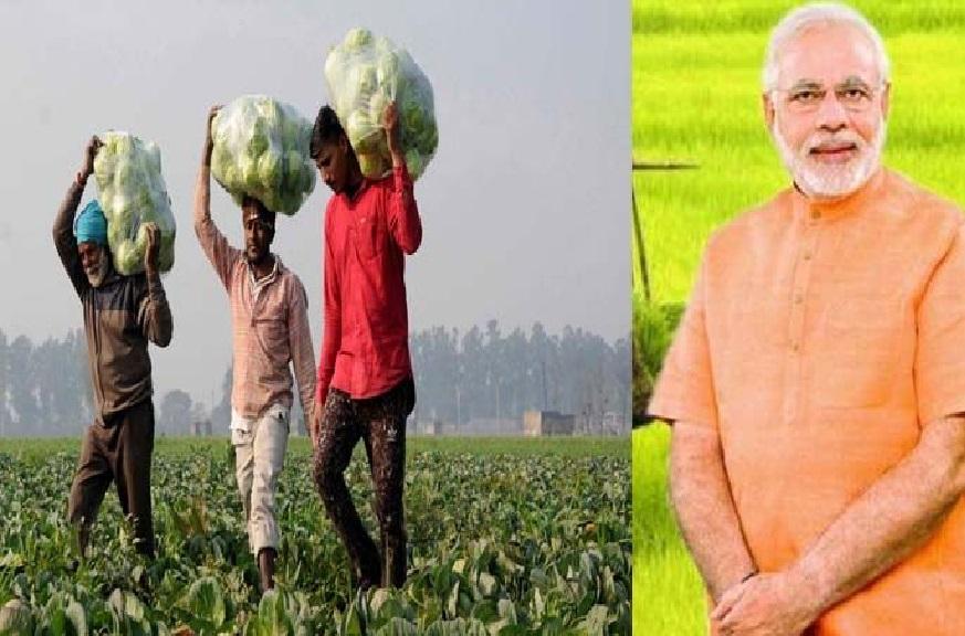 बिना रुपया खर्चे किसानों को मिलेंगे साल के 36000 रुपये, जानिये मोदी सरकार की यह नई योजना