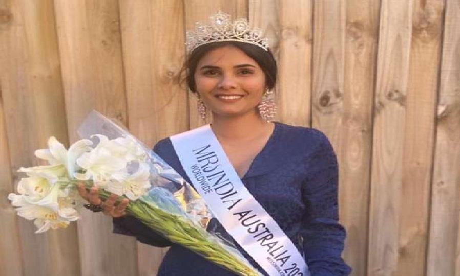 गोरखपुर की बेटी अनुमेहा ने ऑस्ट्रेलिया में लहराया परचम, पहना जीत का क्राउन