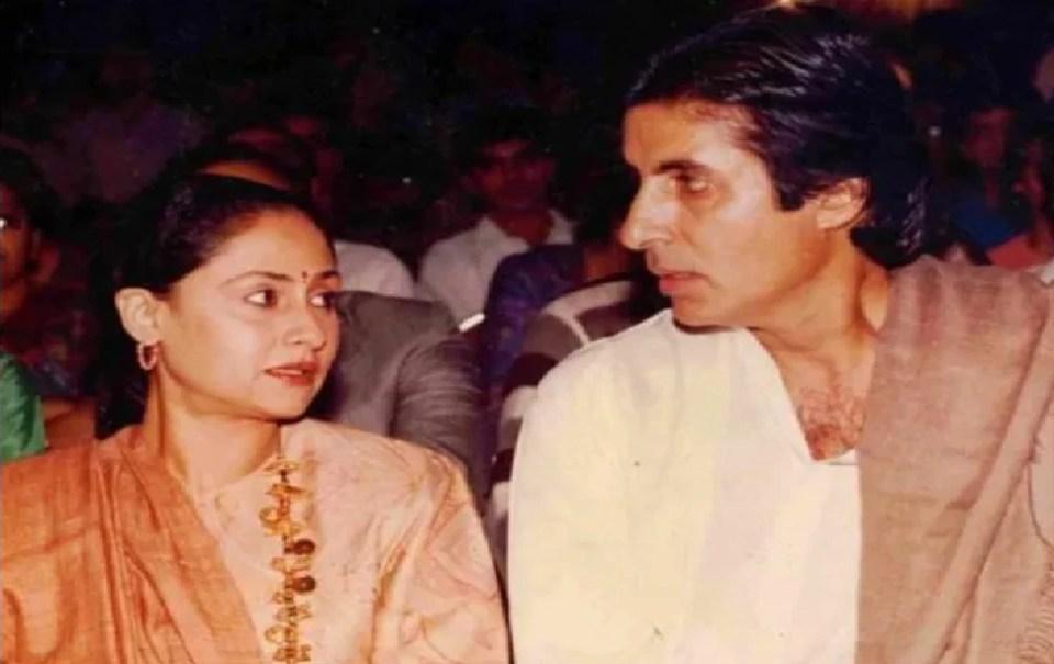 जब जया बच्चन पर मीडिया के सामने भड़क गये थे अमिताभ बच्चन