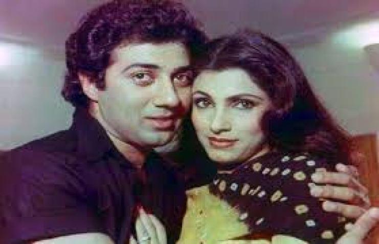 शादी के बाद भी इन एक्ट्रेस संग जुड़ा सनी देओल का नाम, फिर भी साथ रहीं पत्नी पूजा