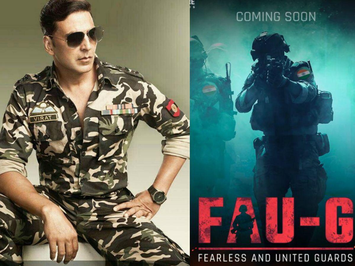 भारत में लॉन्च हो रहा Fau-G, अक्षय ने जारी किया धमाकेदार एंथम, जाने कब से डाउनलोड होगा गेम