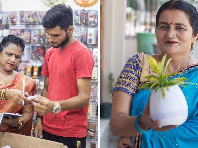 प्रेरणा: 50 साल की उम्र में बिजनेस मॉम ने शुरू किया व्यापार, हजारों लोगों को दे रही रोजगार