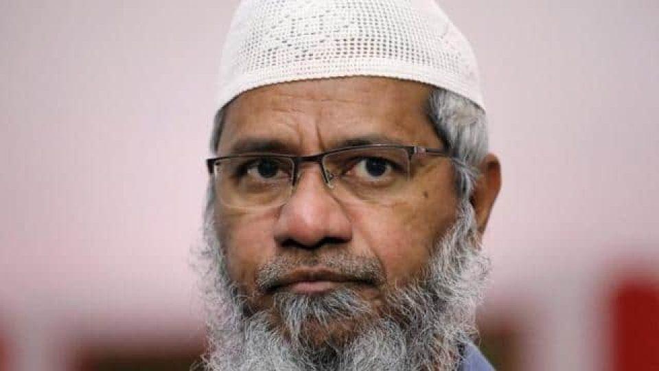 जाकिर नाईक का भड़काऊ बयान, हिन्दू मंदिर को तोड़ पाकिस्तान ने सही किया