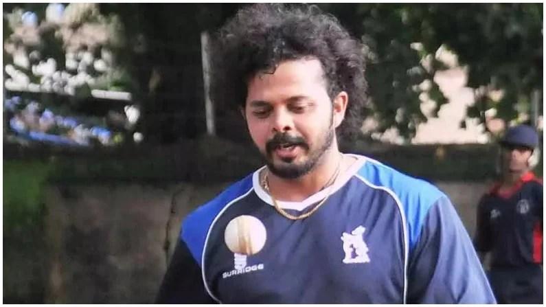 आईपीएल में वापसी के लिए तैयार हैं एस श्रीसंत, यह टीम लगा सकती है दाव