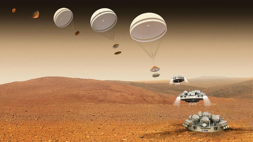 मार्स पर्सिवरेंस रोवर मिशन