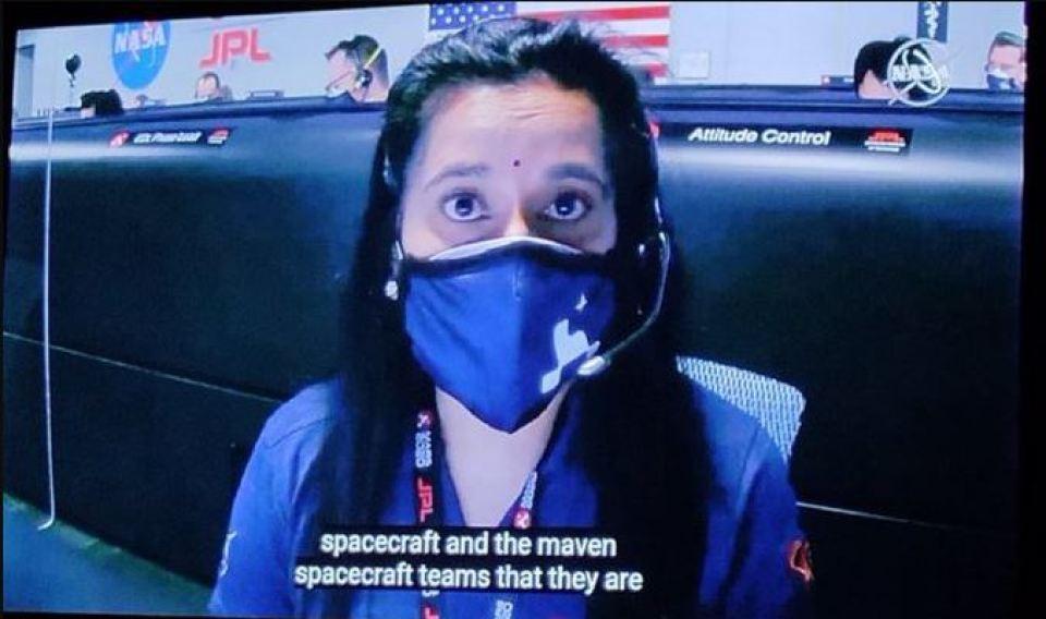 मंगल पर पहुंचा भारत की बिंदी, जानिए क्यों सोशल मीडिया पर ट्रेंड हो रही डॉक्टर स्वाति मोहन