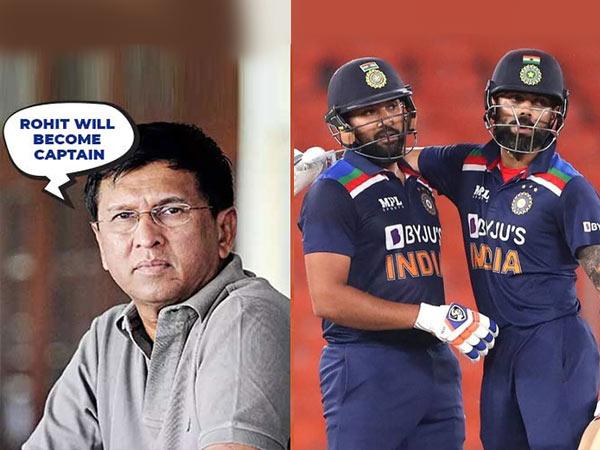 &Quot;विराट कोहली की जगह रोहित शर्मा होंगे वनडे और टी20 में भारतीय टीम के कप्तान&Quot;