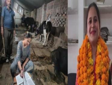Motivational Story: दूधवाले की बेटी बनने जा रही है जज, गौशाला में गायों के बीच बैठकर किया करती थी पढ़ाई!