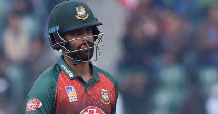 श्रीलंका के खिलाफ मैच में गाली देना तमीम इकबाल को पड़ा भारी, आईसीसी ने सुनाई ये सजा