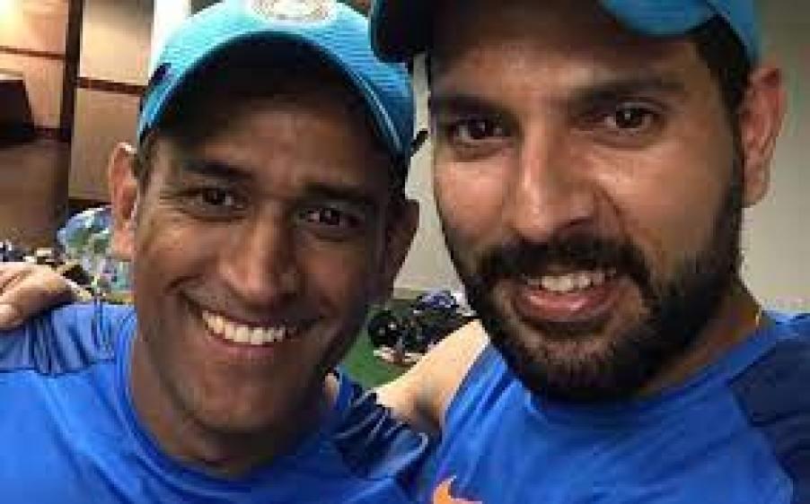 मुझे कप्तानी मिलने की पूरी उम्मीद थी लेकिन धोनी को बनाया गया कप्तान: युवराज सिंह