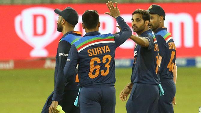 Stats: पहले टी20 में बने ये 8 रिकॉर्ड, भुवनेश्वर कुमार ने रचा इतिहास, ऐसा करने वाले पहले खिलाड़ी बने भुवी