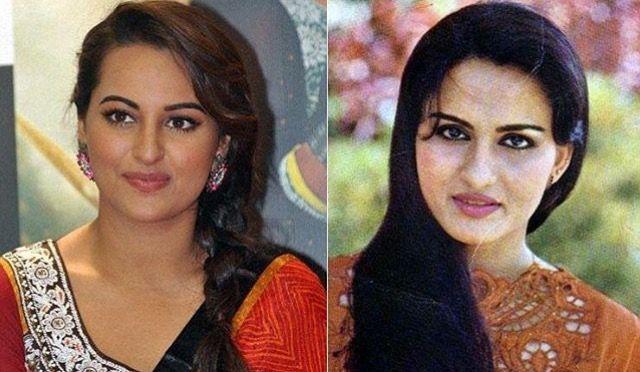आखिर क्यों रीना रॉय से मिलता है शत्रुघ्न सिन्हा की बेटी सोनाक्षी का चेहरा