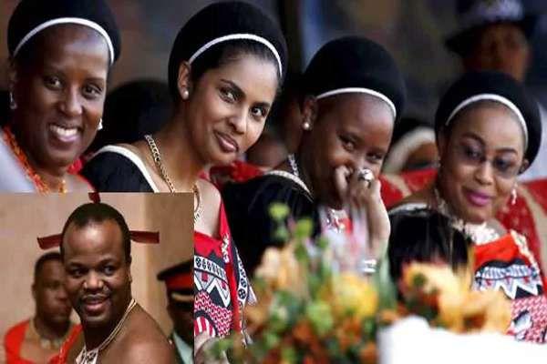 इस गरीब देश का राजा रखता है 15 बीवियां, भूखी जनता के सामने पत्नी को दी 119 करोड़ की कार