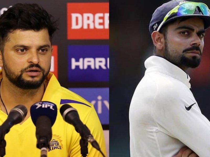 आप आईसीसी ट्रॉफी की बात करते हो, विराट कोहली तो आज तक आईपीएल नहीं जीत पाए : सुरेश रैना