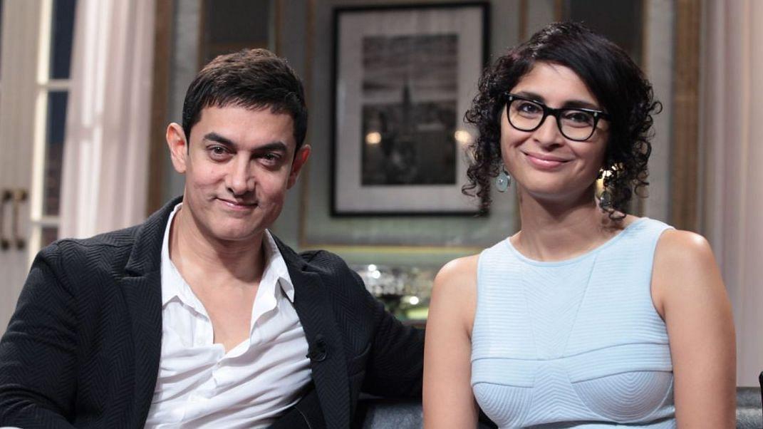 किरण राव ने कहा था- आमिर खान जैसे पति के साथ जिन्दगी गुज़ारना होता है मुश्किल...