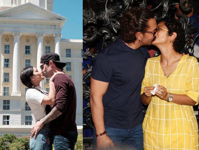 ऐश्वर्या-सलमान से लेकर बॉलीवुड के ये सितारे चोरी छिपे प्यार करते हुए पकड़े गये