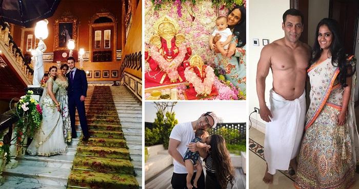 लाडली बहन अर्पिता पर जान छिड़कते हैं सलमान खान, शादी के बाद गिफ्ट किया था ये शानदार फ़्लैट