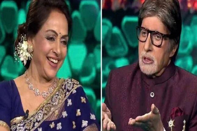 केबीसी 13: हेमा मालिनी से अमिताभ ने पूछा- महिलाएं कल्च बैक में क्या रखती हैं, एक्ट्रेस ने दिया चौकाने वाला जवाब