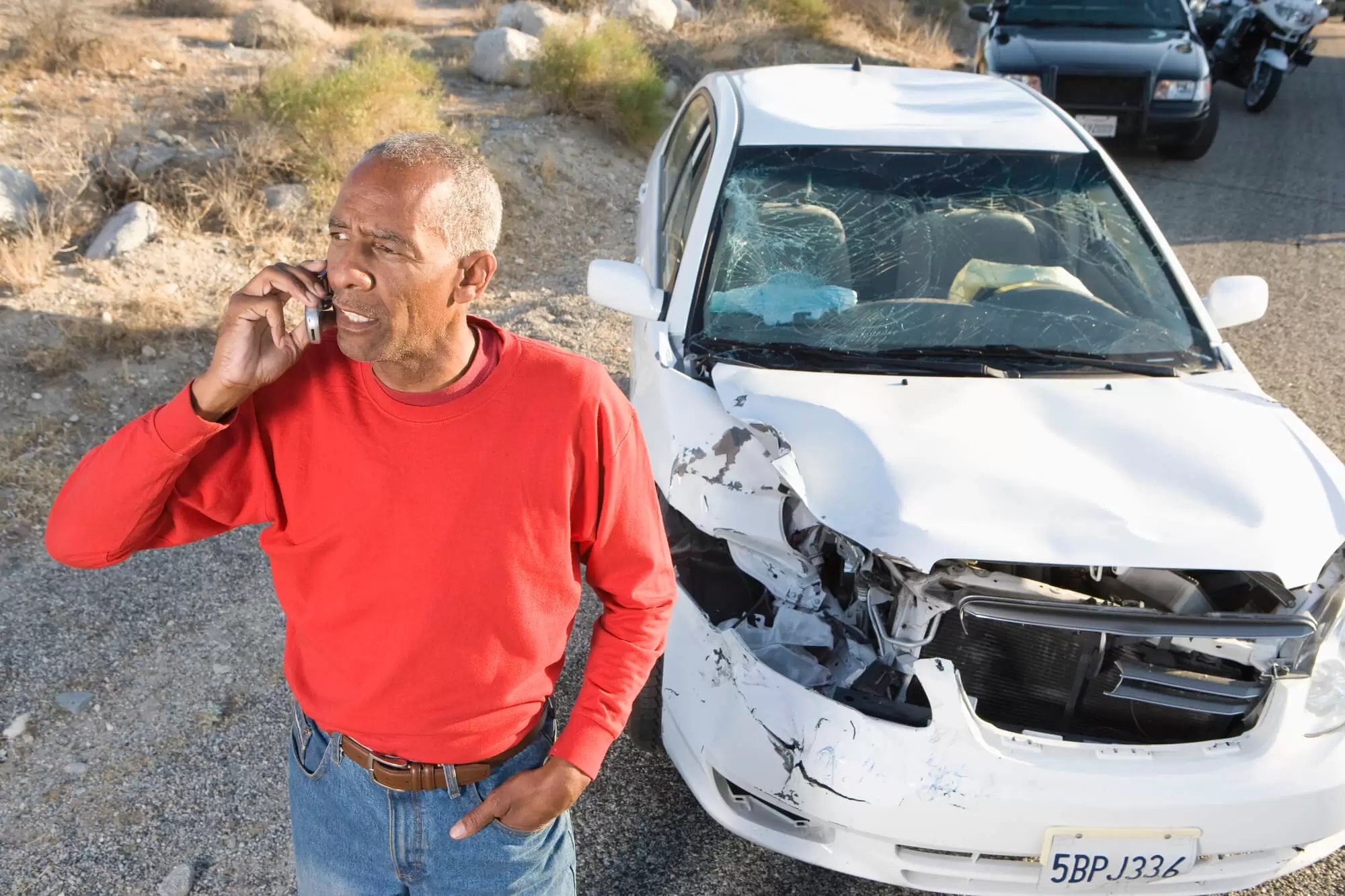 5 Tips If You Get Into a Car Accident in Las Vegas