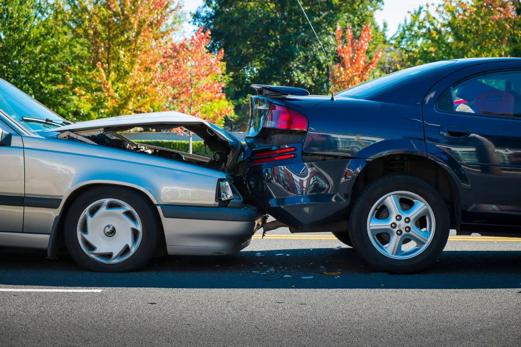 Car Accidents in Las Vegas Nevada