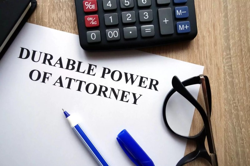 Durable Power of Attorney in Las Vegas