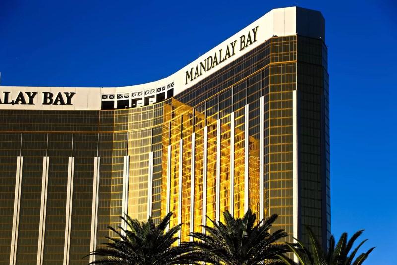 Mandalay bay Las Vegas Shoot Incident