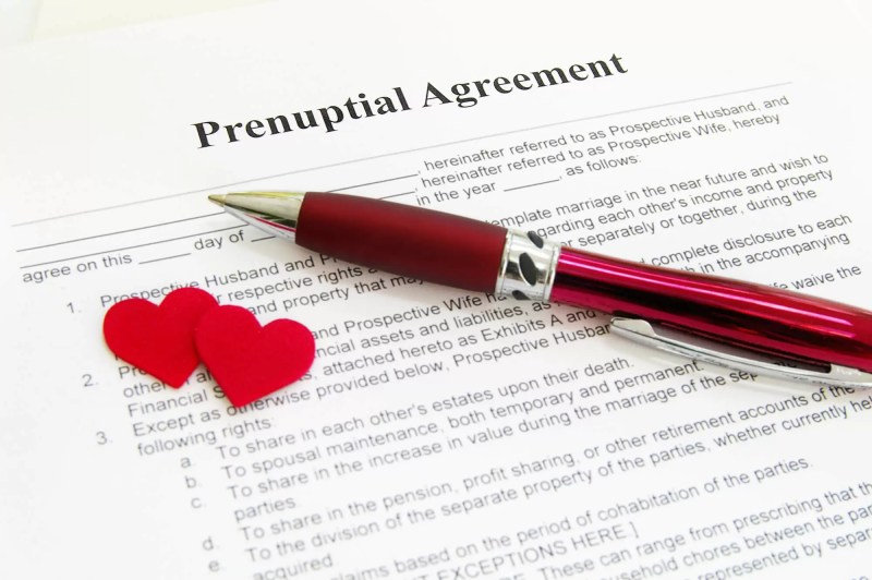 Prenuptial Agreements in Las Vegas