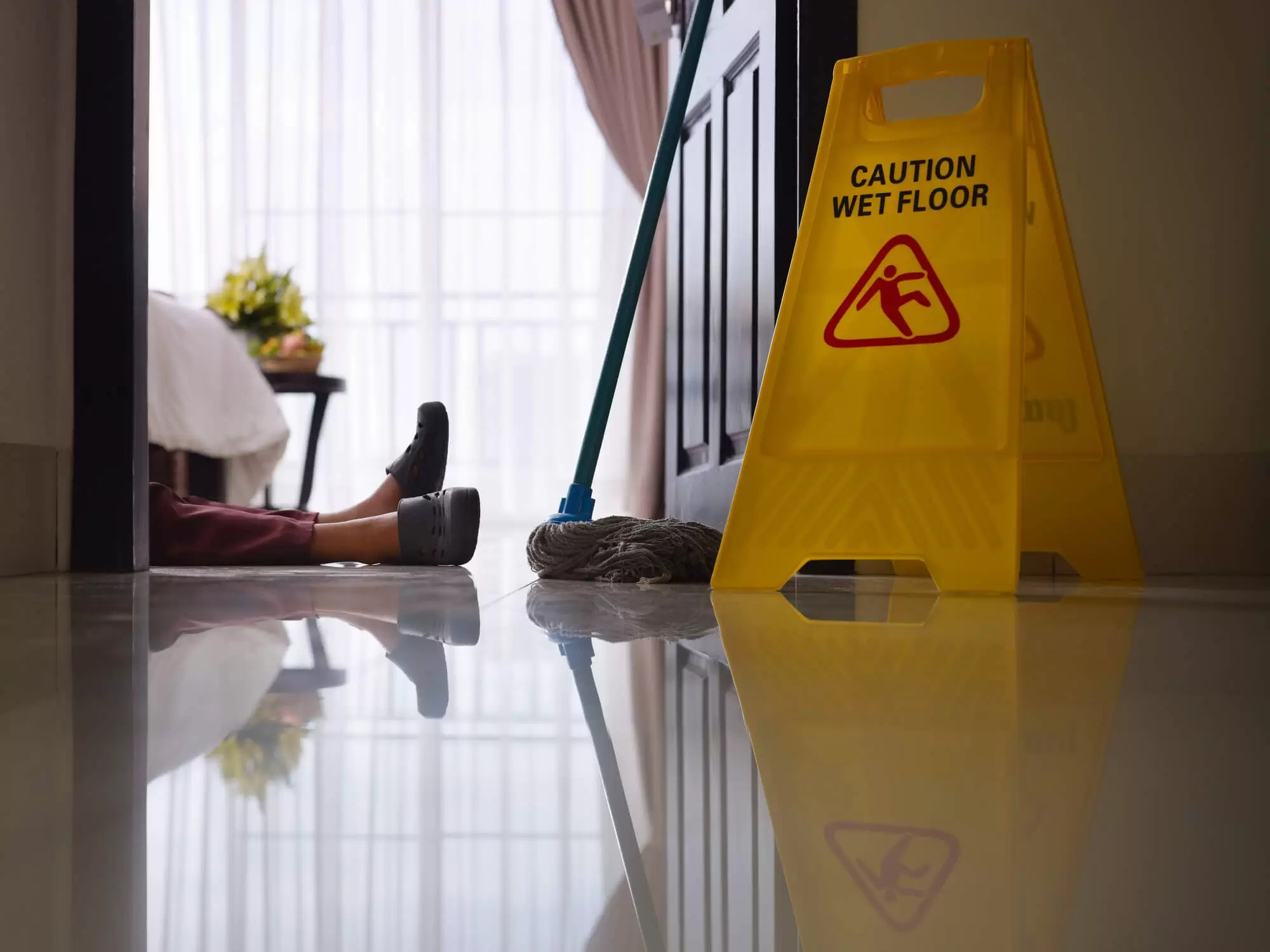 Top Slip and Fall Facts