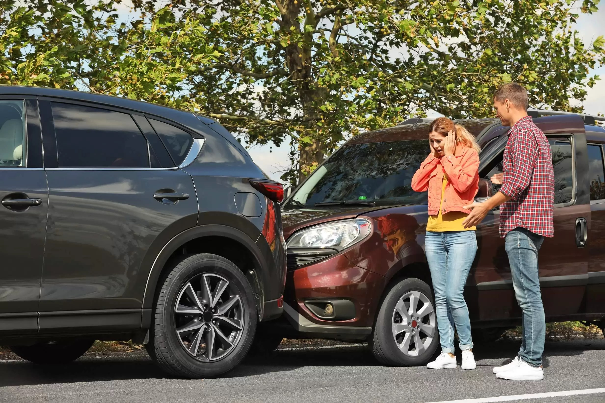 How Does an Accident Affect a Car Lease?