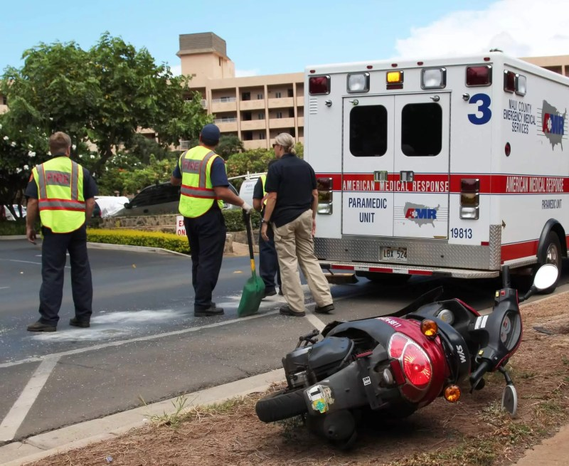 Las Vegas Moped Accident Lawyer