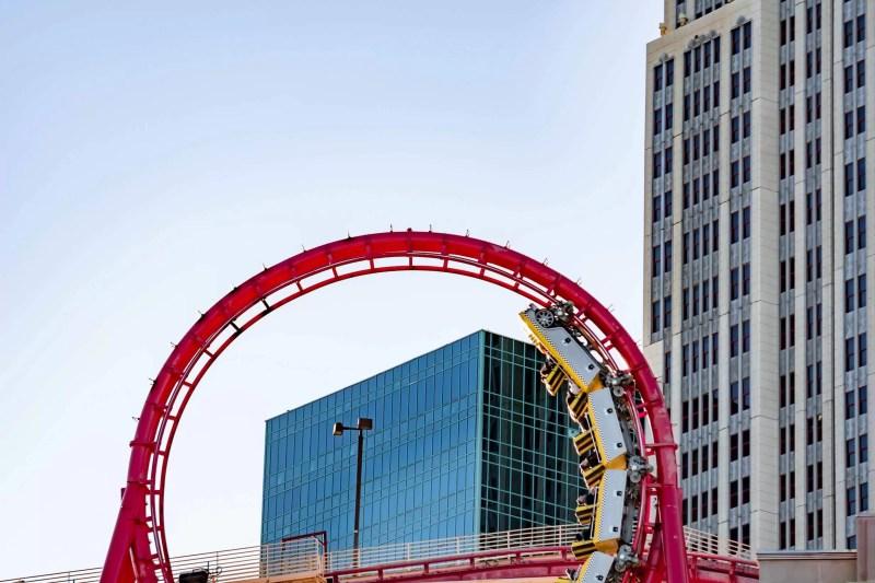 Roller Coaster Accident Las Vegas