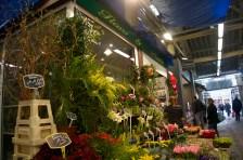 Little flower stalls