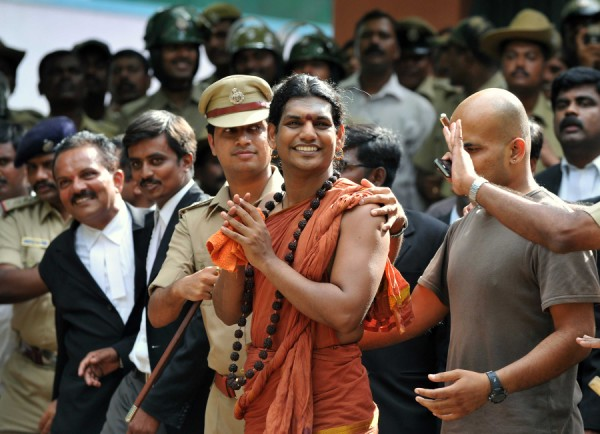 Swami Nithyananda was Framed