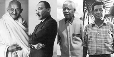 non violent leaders