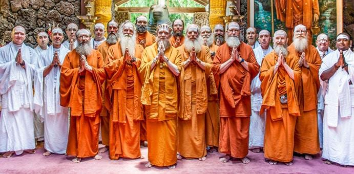 The Monks of Kauai's Hindu Monastery
