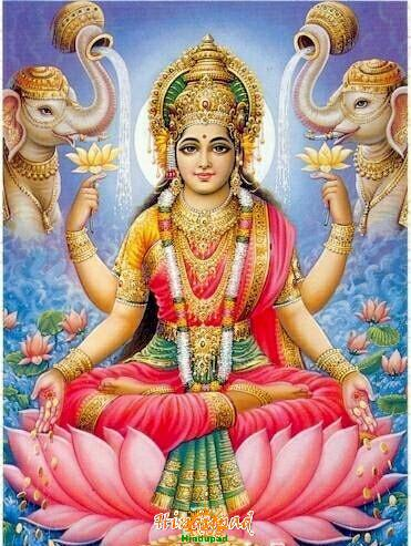 goddess mahalakshmi