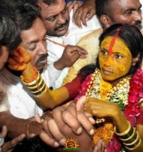 Bonalu Jathara rangam