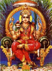 Gauri mata - Goddess Gowri