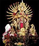 durga idol bengali durga puja