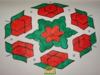 Rangoli Design 3