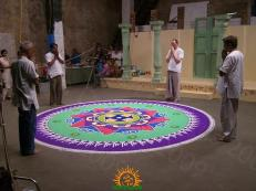 Rangoli design 2 Janak