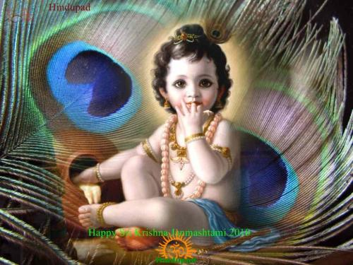Hindu Baby Names on Lord Krishna with Meaning - HinduPad