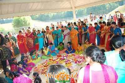 bathukamma in usa