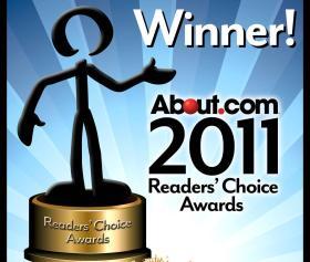 About.com Best Hindu Blog Award