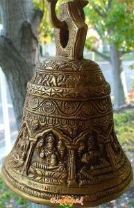 bells in temple