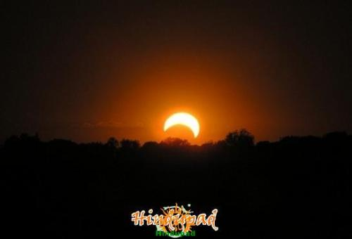 annular solar eclipse may 2012