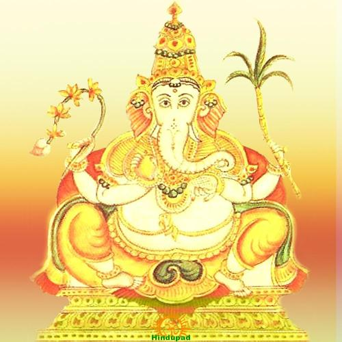 Bala Ganapati  – 1 of 32 Forms of Ganesha