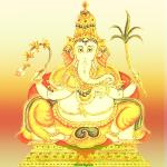 Bala Ganapati - 1 of 32 Forms of Ganesha