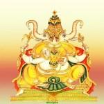 Dvimukha Ganapati, Two Faced Ganesha